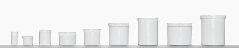 plastburkar för livsmedel