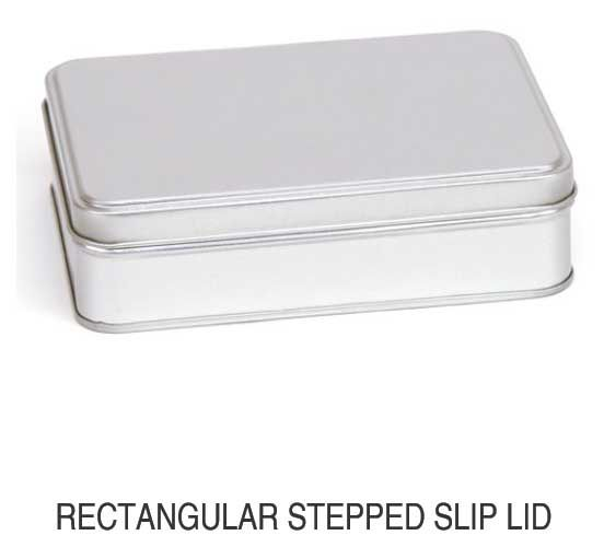 Rectangular Stepped Slip Li